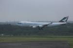 meijeanさんが、成田国際空港で撮影したキャセイパシフィック航空 747-467F/ER/SCDの航空フォト(写真)