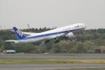 pringlesさんが、成田国際空港で撮影した全日空 777-381/ERの航空フォト(写真)
