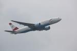 meijeanさんが、成田国際空港で撮影したオーストリア航空 777-2Z9/ERの航空フォト(写真)