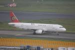 meijeanさんが、成田国際空港で撮影したトランスアジア航空 A320-232の航空フォト(写真)
