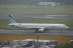 meijeanさんが、成田国際空港で撮影したエアプサン A321-131の航空フォト(写真)