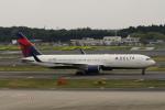 pringlesさんが、成田国際空港で撮影したデルタ航空 767-3P6/ERの航空フォト(写真)
