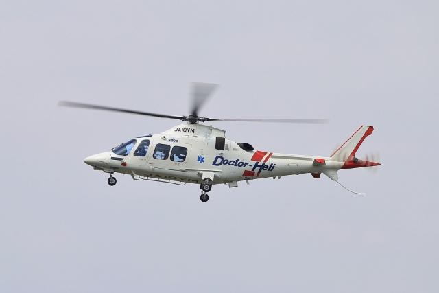 静岡エアコミュータ AgustaWestland AW109 JA10YM 静岡空港  航空フォト | by O-TOTOさん