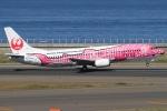 Wings Flapさんが、中部国際空港で撮影した日本トランスオーシャン航空 737-446の航空フォト(写真)