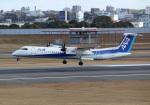 PGM200さんが、伊丹空港で撮影したエアーニッポンネットワーク DHC-8-402Q Dash 8の航空フォト(写真)