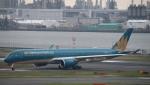 ngocvgさんが、羽田空港で撮影したベトナム航空 A350-941XWBの航空フォト(写真)