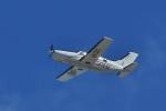 tecasoさんが、堺市・大和川上空で撮影した日本法人所有 PA-46-350P Malibu Mirageの航空フォト(写真)