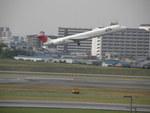 atomarkさんが、伊丹空港で撮影したJALエクスプレス MD-81 (DC-9-81)の航空フォト(写真)