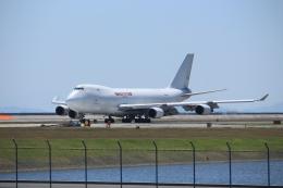 山猿さんが、岩国空港で撮影したカリッタ エア 747-4R7F/SCDの航空フォト(写真)