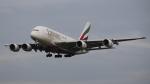 redbull_23さんが、成田国際空港で撮影したエミレーツ航空 A380-861の航空フォト(写真)