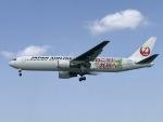 ken1992さんが、那覇空港で撮影した日本航空 767-346/ERの航空フォト(写真)
