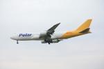 フレッシュマリオさんが、成田国際空港で撮影したアトラス航空 747-87UF/SCDの航空フォト(写真)