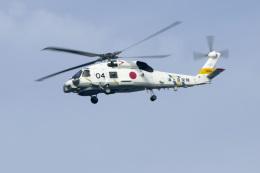 senyoさんが、三浦湾上空で撮影した海上自衛隊 SH-60Jの航空フォト(写真)