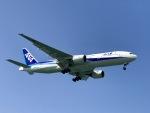 ken1992さんが、那覇空港で撮影した全日空 777-281の航空フォト(写真)