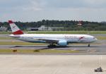 PGM200さんが、成田国際空港で撮影したオーストリア航空 777-2Z9/ERの航空フォト(写真)