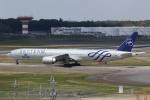 宮崎 育男さんが、成田国際空港で撮影したKLMオランダ航空 777-306/ERの航空フォト(写真)