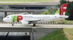 誘喜さんが、パリ オルリー空港で撮影したTAP ポルトガル航空 A319-112の航空フォト(写真)