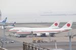 yuitaさんが、羽田空港で撮影した航空自衛隊 747-47Cの航空フォト(写真)