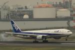 KENKEN25さんが、羽田空港で撮影した全日空 777-281の航空フォト(写真)