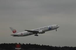 ジャンクさんが、成田国際空港で撮影した日本航空 767-346/ERの航空フォト(写真)
