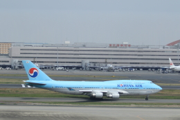 KENKEN25さんが、羽田空港で撮影した大韓航空 747-4B5の航空フォト(写真)