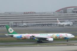 KENKEN25さんが、羽田空港で撮影したエバー航空 A330-302Xの航空フォト(写真)