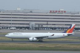 KENKEN25さんが、羽田空港で撮影したフィリピン航空 A330-343Xの航空フォト(写真)
