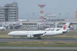 KENKEN25さんが、羽田空港で撮影した中国東方航空 A330-343Xの航空フォト(写真)