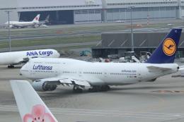 KENKEN25さんが、羽田空港で撮影したルフトハンザドイツ航空 747-830の航空フォト(写真)