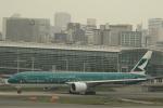 KENKEN25さんが、羽田空港で撮影したキャセイパシフィック航空 777-367/ERの航空フォト(写真)