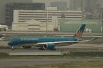 KENKEN25さんが、羽田空港で撮影したベトナム航空 A350-941XWBの航空フォト(写真)
