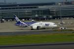 カメラマンあきさんが、羽田空港で撮影した全日空 787-881の航空フォト(写真)