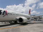 atomarkさんが、石垣空港で撮影した日本トランスオーシャン航空 737-4K5の航空フォト(写真)