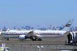 にしやんさんが、羽田空港で撮影したアミリ フライト 787-9の航空フォト(写真)