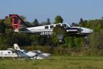 デルタおA330さんが、ホンダエアポートで撮影した法人所有 G58 Baronの航空フォト(写真)