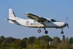 デルタおA330さんが、ホンダエアポートで撮影したエビエーションサービス 208B Grand Caravanの航空フォト(写真)
