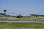 Steveさんが、横田基地で撮影したアメリカ空軍 C-5M Super Galaxyの航空フォト(写真)