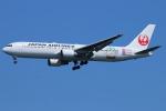 ceskykrumlovさんが、羽田空港で撮影した日本航空 767-346/ERの航空フォト(写真)