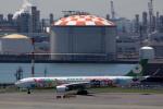 ルビーさんが、羽田空港で撮影したエバー航空 A330-302Xの航空フォト(写真)