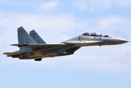 takaRJNSさんが、ランカウイ国際空港で撮影したマレーシア空軍 Su-30MKMの航空フォト(写真)