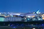 チーフさんが、福岡空港で撮影したキャセイパシフィック航空 A330-342の航空フォト(写真)