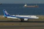 なぞたびさんが、中部国際空港で撮影した全日空 A320-271Nの航空フォト(写真)