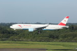 meijeanさんが、成田国際空港で撮影したオーストリア航空 777-2B8/ERの航空フォト(写真)