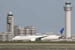 サリーちゃんのパパさんが、羽田空港で撮影したユナイテッド航空 787-9の航空フォト(写真)