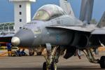 takaRJNSさんが、ランカウイ国際空港で撮影したマレーシア空軍 F/A-18 Hornetの航空フォト(写真)