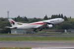 MA~RUさんが、成田国際空港で撮影したマレーシア航空 A330-323Xの航空フォト(写真)