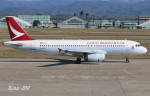 RINA-200さんが、小松空港で撮影したキャセイドラゴン A320-232の航空フォト(写真)