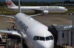 isahighさんが、鹿児島空港で撮影した日本航空 767-346/ERの航空フォト(写真)