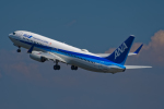 Simeonさんが、羽田空港で撮影した全日空 737-881の航空フォト(写真)