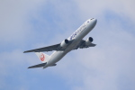 気分屋さんが、羽田空港で撮影した日本航空 767-346の航空フォト(写真)